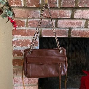 Rebecca Minkoff Morning After Chain Link Crossbody